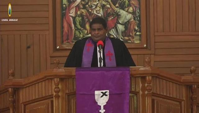 Sinode GKI di TP Himbau Pelayan dan Jemaatnya Tak Tanggapi Modus Penipuan Gunakan Nama Pendeta
