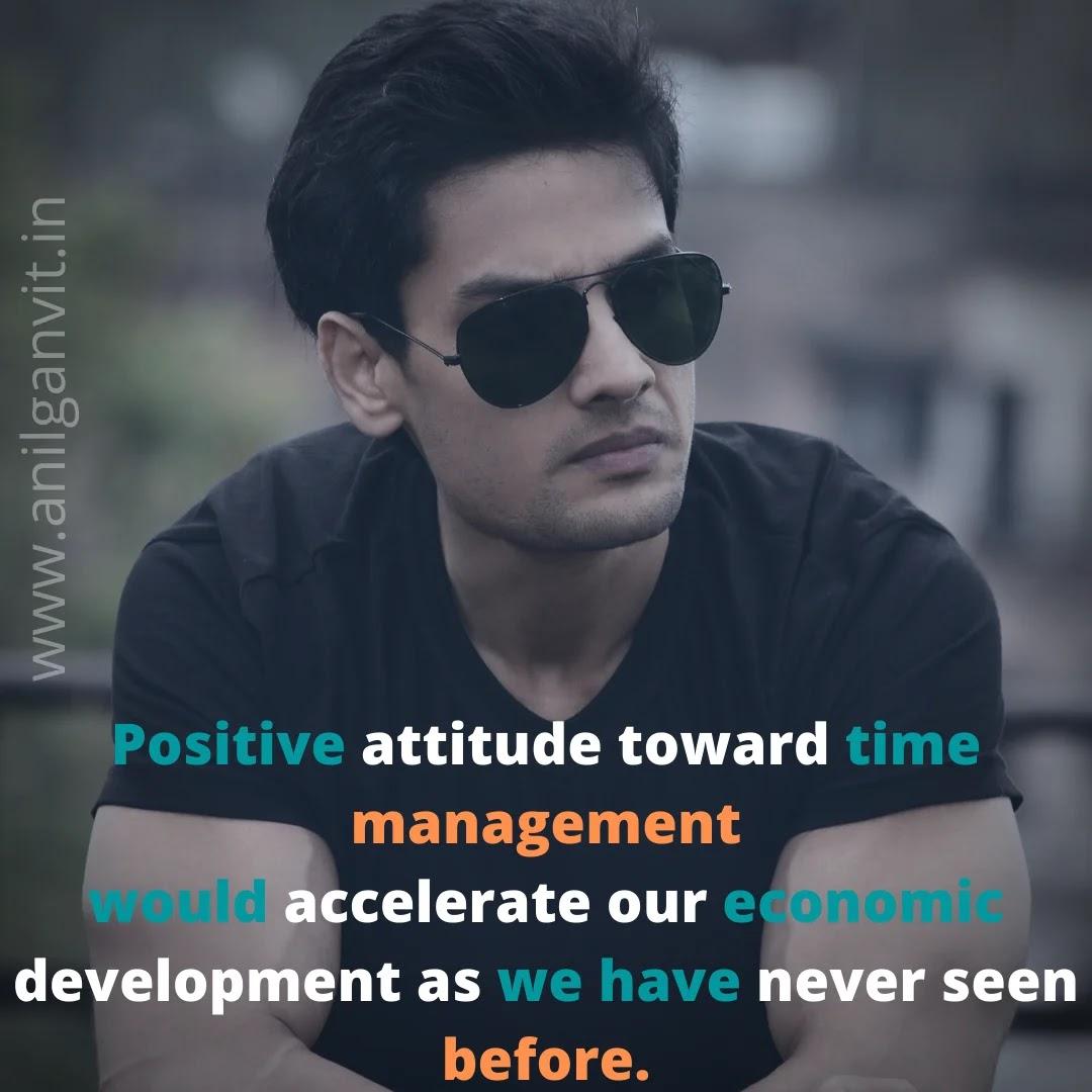 2 line Attitude status in English