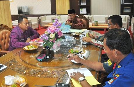 Bakal Dihadiri Presiden, Pemko Matangkan Persiapan HBN di Padang