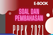 E-Book Soal Latihan PPPK 2021 dan Pembahasan