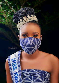 Miss Kwararafa Africa, Queen Dorcas Shittu Golley Promotes Free Environment With A New Photo