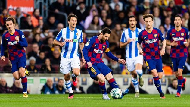 تشكيل برشلونة المتوقع أمام ريال سوسيداد في الدوري الإسباني