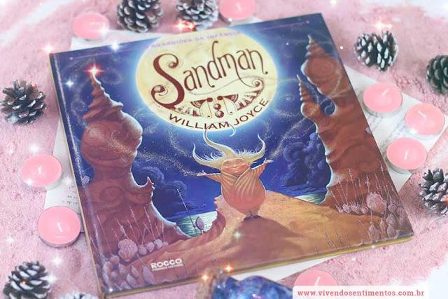 Sandman - Os Guardiões da Infância livro 2 - William Joyce