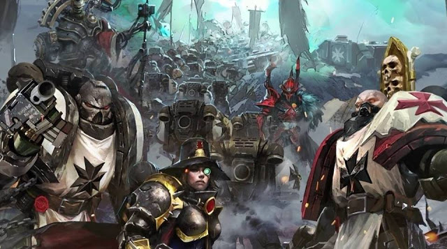 Gathering Storm Fall of Cadia