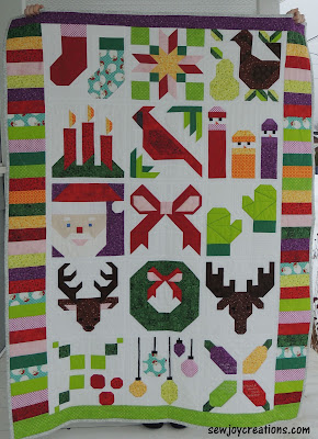 jolly holly quilt sew fresh designs