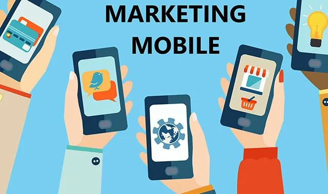 Utilisez le marketing mobile pour promouvoir votre activité
