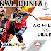 Prediksi Bola AC Milan vs Lille, Jumat 06 November 2020 Pukul 03.00 WIB @ Mola TV