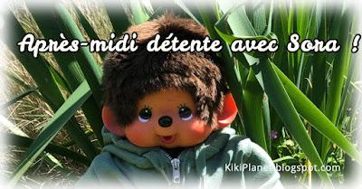 kiki Monchhichi toys life life style kidult berger australien chien plushie