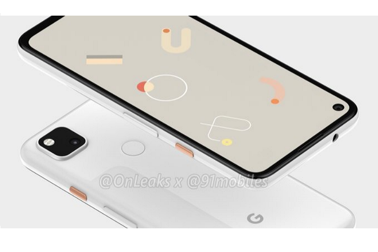 Pixel 4a Leak Shows Punch-hole, Single Rear Camera and More