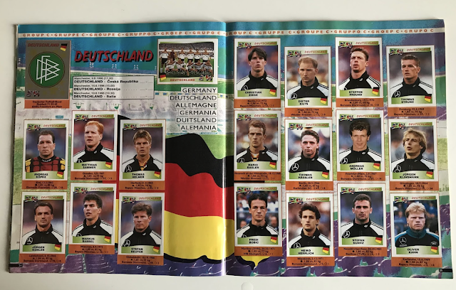 figurine Germania 1996