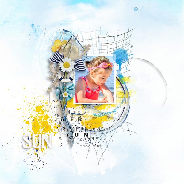 sun © sylvia • sro 2019 • endless summer by natali designs