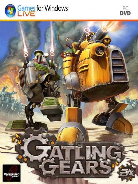 تحميل لعبة Gatling Gears مضغوطة برابط واحد مباشر مجانا