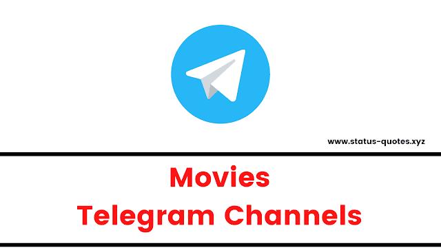 Telegram Channels For Movie Downloading