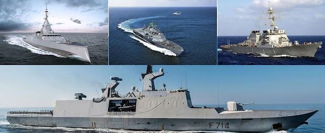 Πολεμικό Ναυτικό: «Ναυμαχία» στη Μεσογείων – Σε ΥΕΘΑ και Α/ΓΕΝ οι προτάσεις για τις νέες φρεγάτες