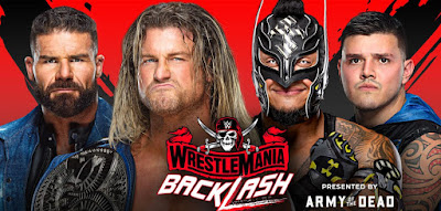 WrestleMania Backlash 2021 - Smackdown Tag Title Match