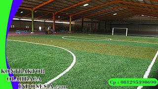 Lombok Harga Pembuatan Lapangan Futsal Murah Bagus Profesional