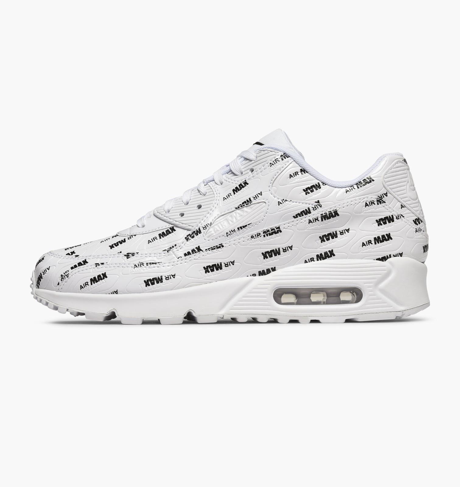 Nike Air Max 90 Premium Air Max Pack 'White' 700155 103  700155 103