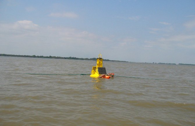 Jual Water Quality Buoy