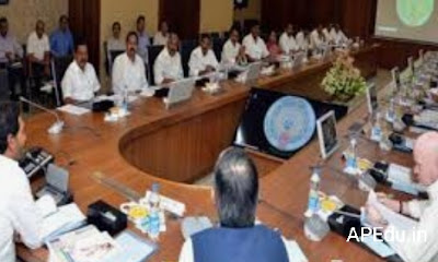 State Cabinet meet today  Discussion on various topics ..