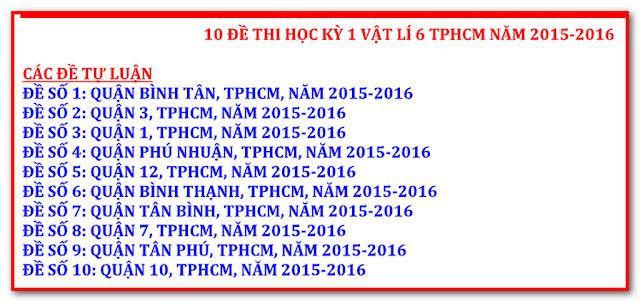 de-thi-hoc-ky-1-vat-li-6-tphcm-nam-2015