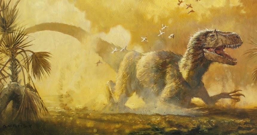 Gurney Journey Taking A Dust Bath