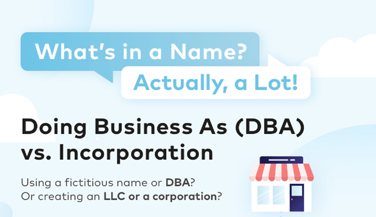 Understanding DBAs and How They Can Be Dangerous for Your Small Business #infographic