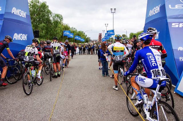 Start line call ups at ATOC