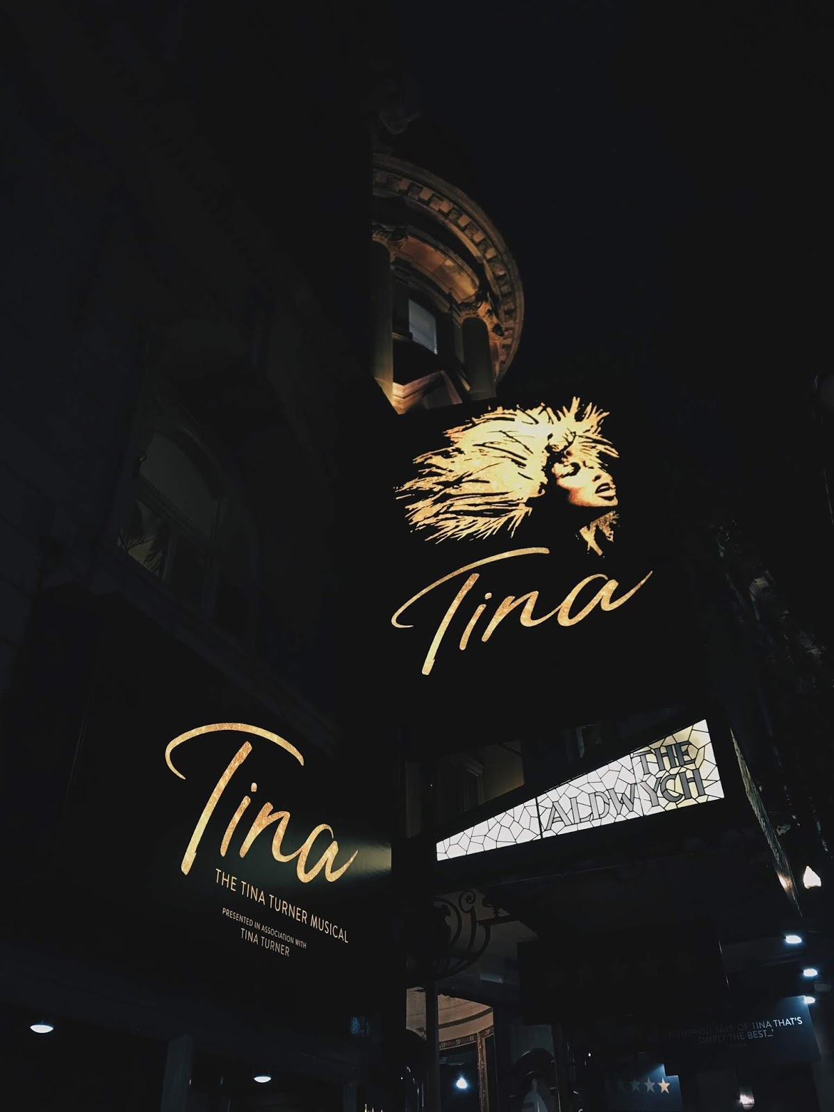 TINA – The Tina Turner Musical | Aldwych Theatre