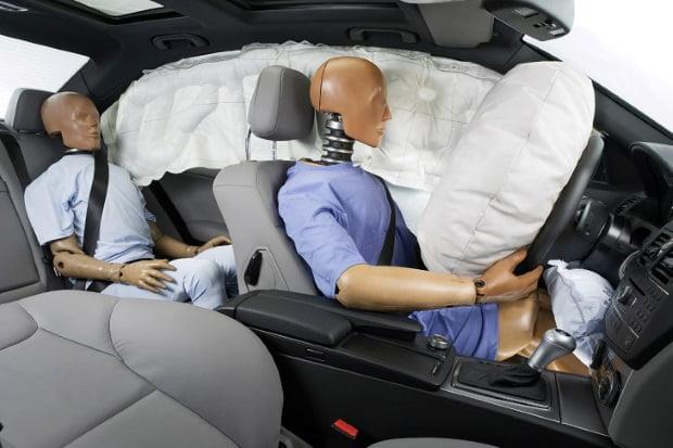 الإيرباج  Airbag الوسادة الهوائية