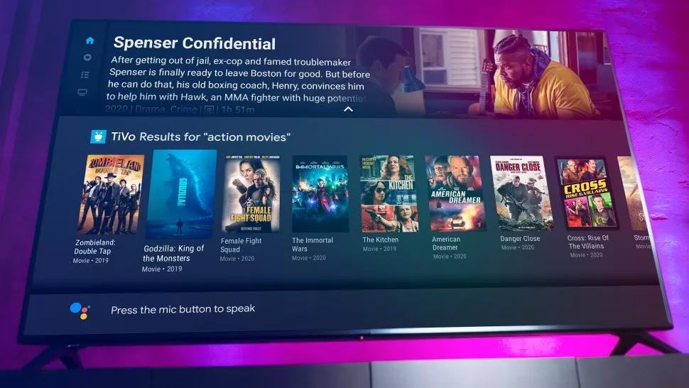 جهاز TiVo Stream 4K سيكون نقلة في تكنولوجيا بث الفيديو من الجوال علي التلفزيون الخاص بك