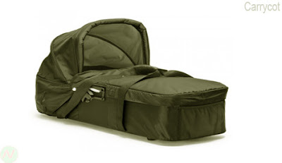 Carrycot, bassinet