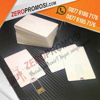 Jual USB Kartu, Flash Disk Card, Supplier Flashdisk Kartu Custom, USB Card Promosi Bergaransi, FDCD04