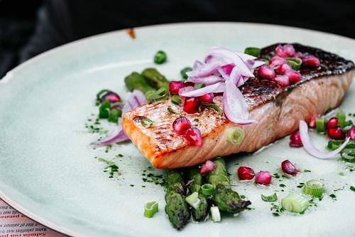 salmon meningkatkan trombosit