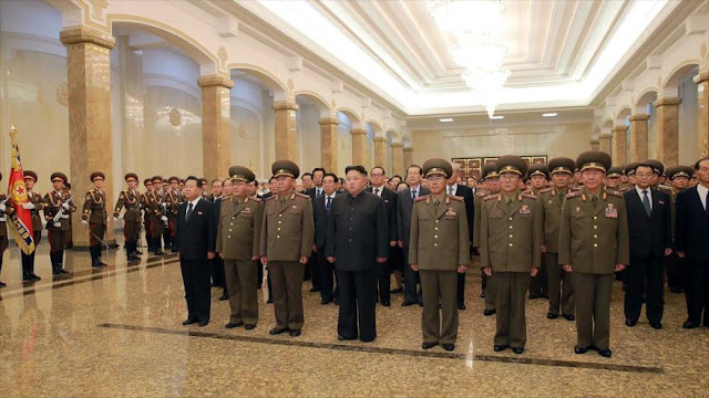 "Pyongyang amenaza con convertir a EEUU en un ""montón de cenizas"""
