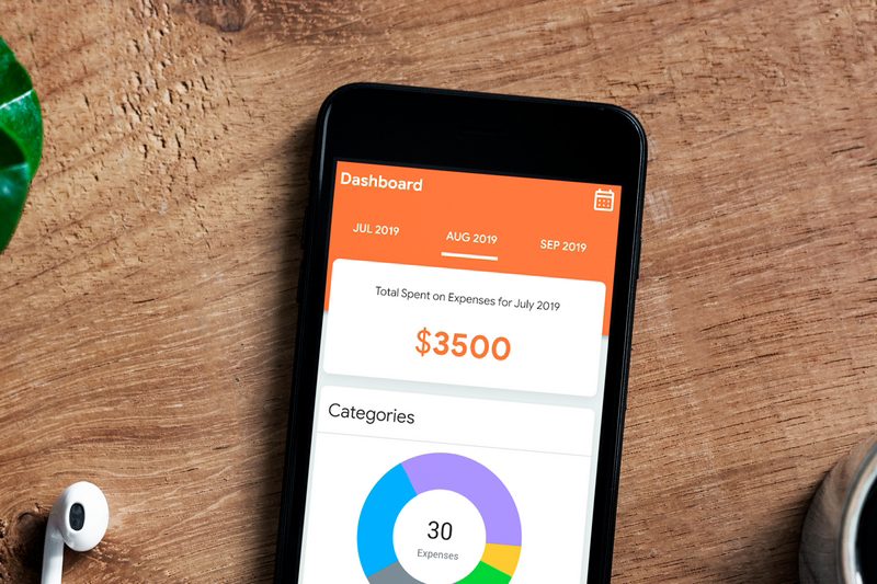 The Easiest Way to Manage Your Expenses.