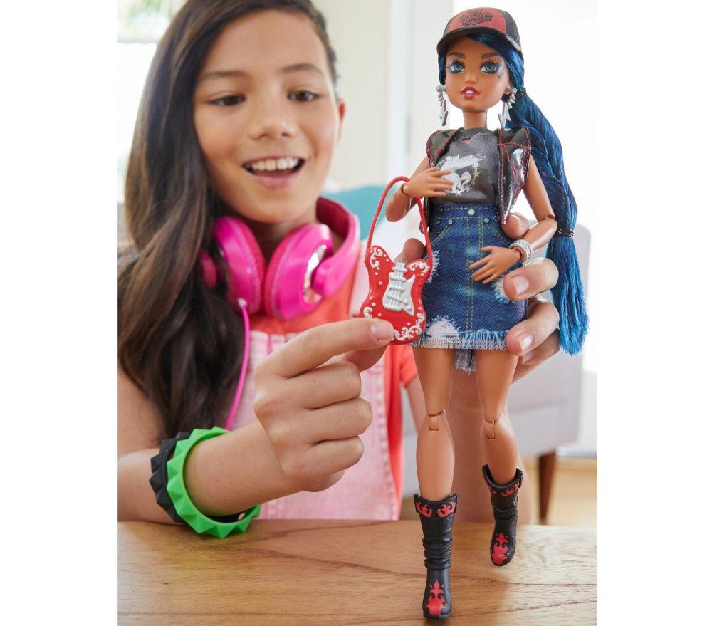 Шарнирная модница Чарли Лэйк куклы Wild Hearts Crew Charlie Lake