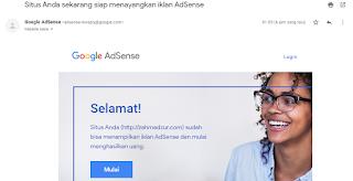5 Tips Agar Diterima Oleh Google AdSense