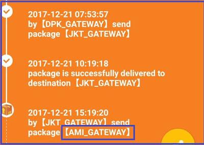 Ami Gateway