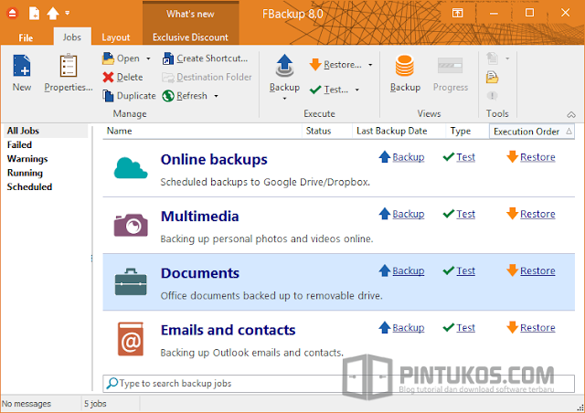 Download FBackup 8.1.202 Free Full Version