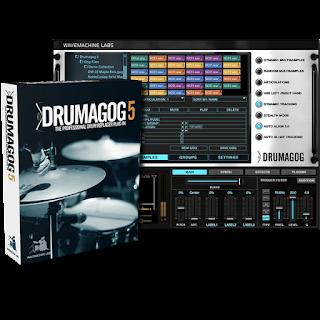 WaveMachine Labs Drumagog 5 Platinum Full version