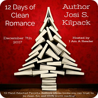 Day 4 of 12 Days of Clean Romance / Giveaway