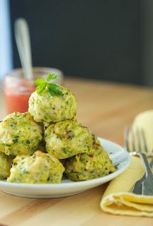 Recetas fáciles para hacer albóndigas de calabacin, recetas para comer