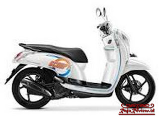 Honda Scoppy 2017, Honda Scoppy 2016, Honda Scoppy Baru
