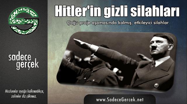 Hitler'in gizli silahları