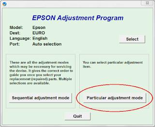 Cara Reset Epson L120 Dengan Resetter Epson L120