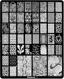 Stampaholic Stamping plate 1 scan