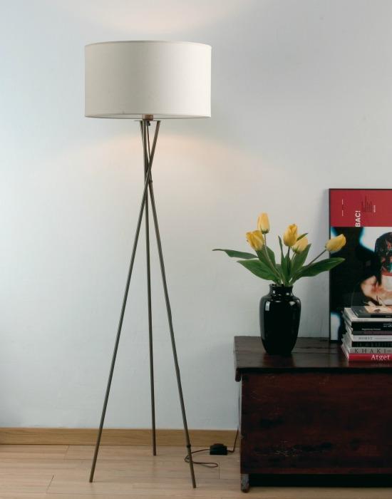 Disenyoss decoracion iluminacion auxiliar lamparas de pie - Lamparas de sobremesa para salon ...