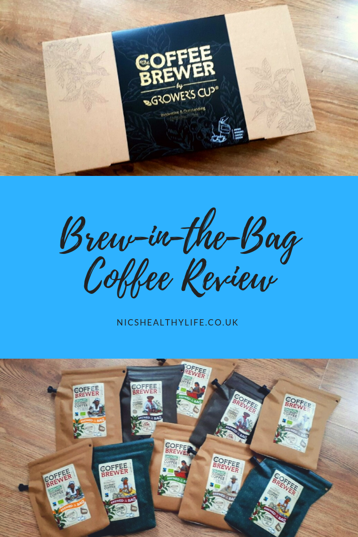 Review The Coffeebrewer By Growers Cup Brew In The Bag Coffee