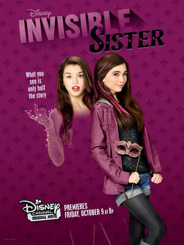 Minha Irmã Invisível – Dublado