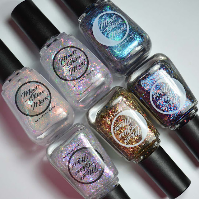 clue inspired nail polish collection